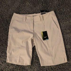 Nike golf tour shorts - dri fit - size 10